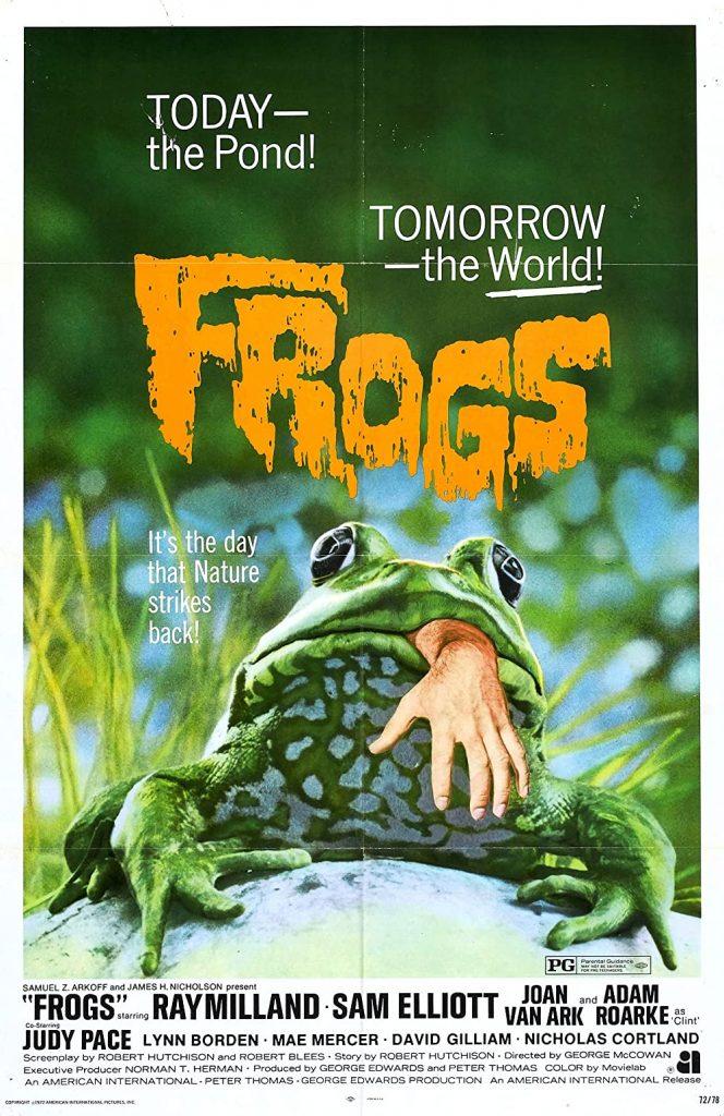 ภาพยนตร์เรื่อง Frogs (1972) กบ