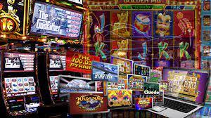 เกมสล็อตแมชชีนค่อนข้างง่าย Slots ได้เงินชัวร์ก่อนใคร